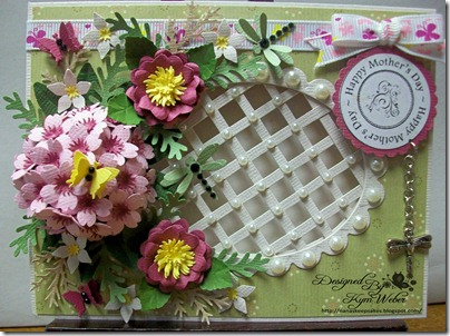 Mother's Day card with Lattice1