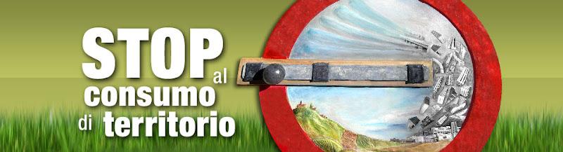 logo del Movimento Stop al Consumo di Territorio