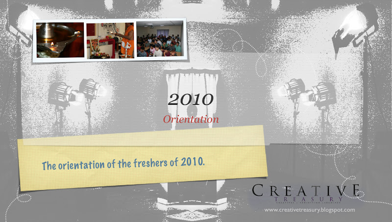 Freshers - 2010