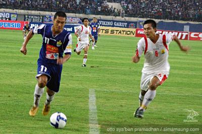 Otomo Persib vs Persema 2009/2010