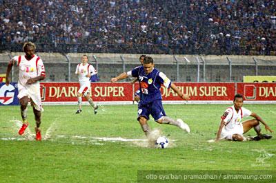 Persib vs Persema 2009/2010