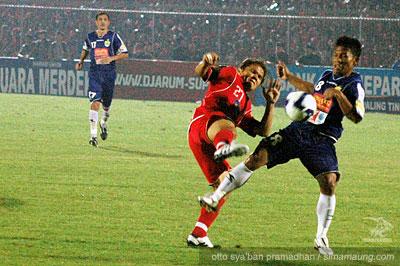 Persijap vs Persib 2009/2010