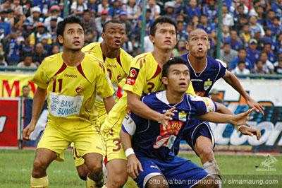 Persib vs Sriwijaya FC 2009/2010
