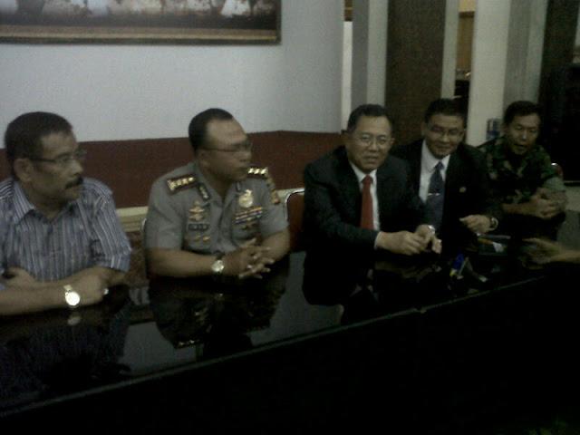 Pertemuan laga Kandang 26 mei 2010
