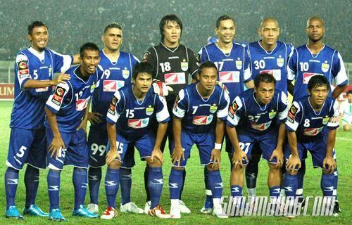 Persib vs Pelita Jaya 2009