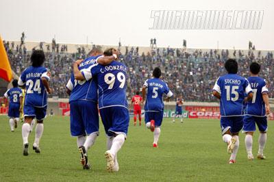 Persib vs Persijap 1-0