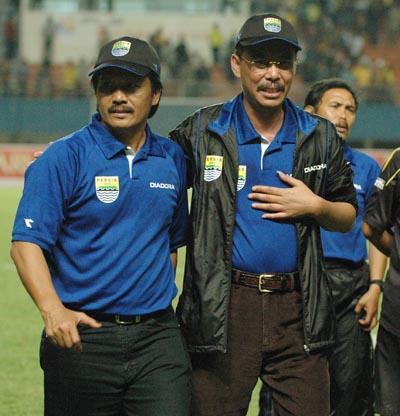 Jaya Hartono Sriwijaya vs Persib