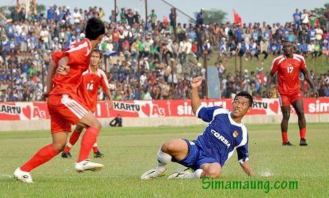 Eka Ramdani Cirebon Selection vs Persib Bandung 2010