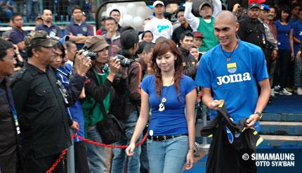 Markus Haris Maulana Persib Bandung
