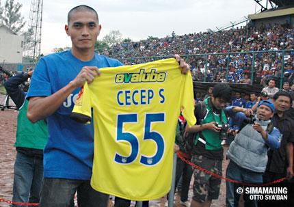 Cecep Supriatna Persib Bandung