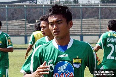 Munadi Persib Bandung