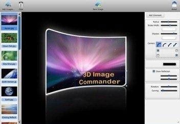 Make 3D Image with 3D Image Commander