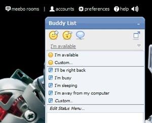 Meebo Desktop Messenger