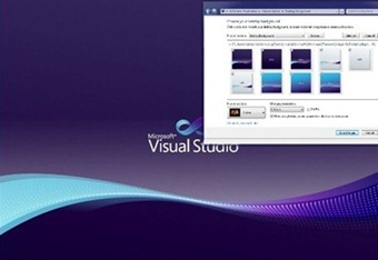 Windows 7 Visual Studio Theme