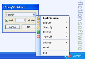 easy shutdown