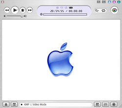 KMPlayer  iTunes Skin