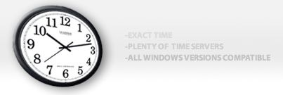 Atomic Clock Synchronizer