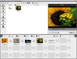 AVS Video Editor iPod PSP