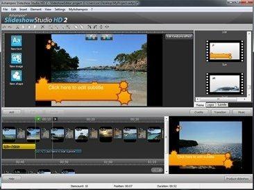 Slideshow Studio HD