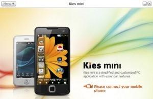 Samsung Kies Mini