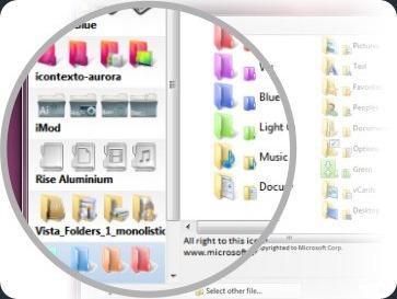Change Windows 7 Folder Icons