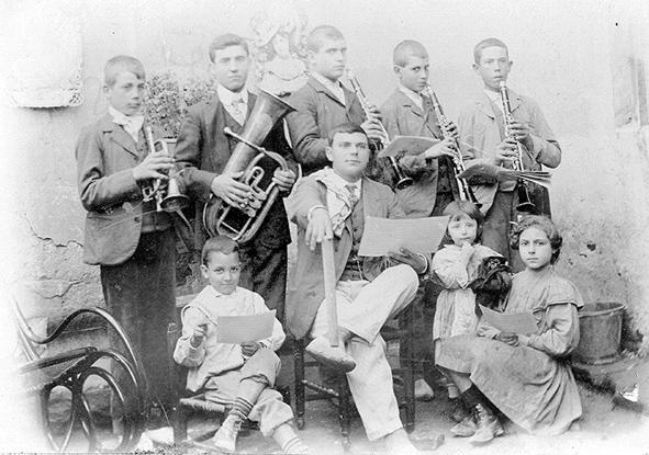 Escuela de Música de 1905