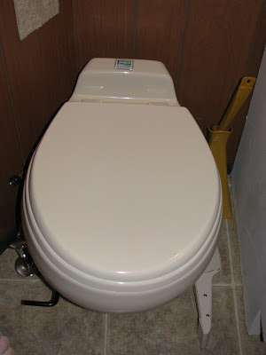 envirolet composting toilet instructions