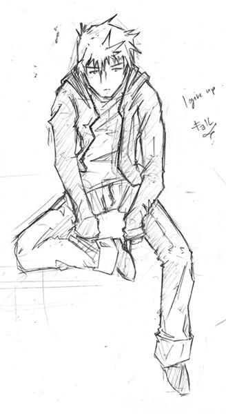 Kyo - I Gve Up (Smaller)