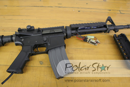 Airsoft Guns, PolarStar Airsoft Components, PolarStar Airsoft Parts, VFC, G&G, G&P, PR-15 EPAR,Electro-Pneumatic Airsoft Rifle,AR15, M4, Pyramyd Air, Pyramyd Airsoft Blog, Airsoft Obsessed, Airsoft Blog,