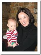 Momma & Reid, Dec 2009
