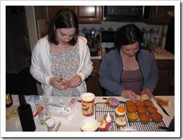 Mmm...cupcakes...
