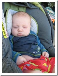 Sleepy Reid, 6-12-09
