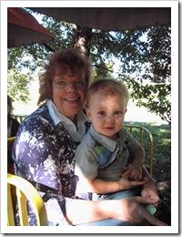 Gramma & Reid - Oct 2010
