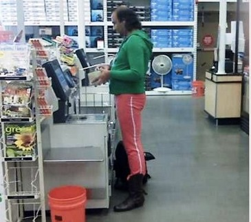weird people walmart 3