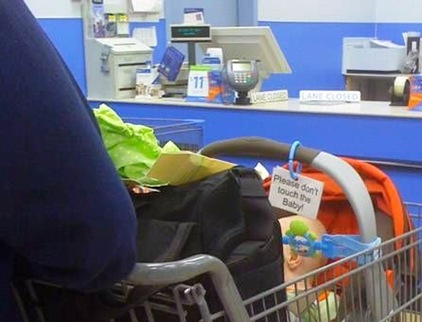 weird people walmart 21
