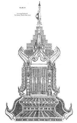 Hintha (Hamsa) Throne