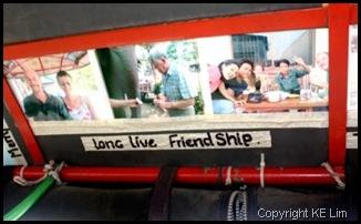 Long live friendship