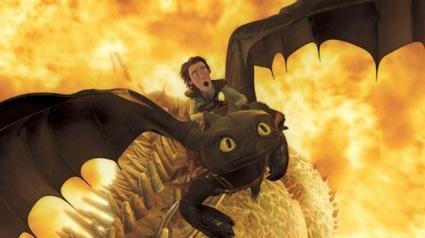 How to train your dragon sequel