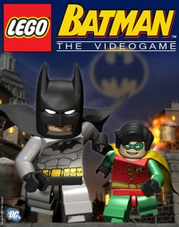 Lego batman video game gaming major geek nerd