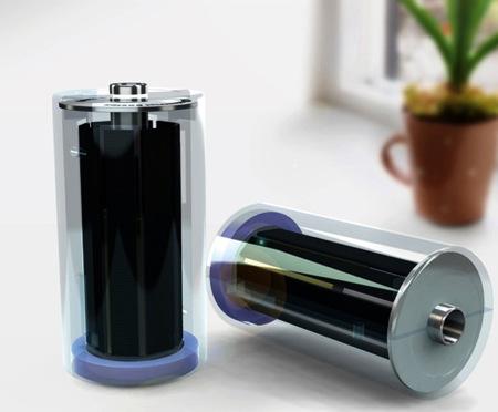 Solar batteries environment major geek nerd science blog daily technology