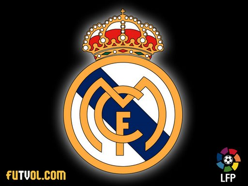 real madrid logo wallpaper. real madrid wallpaper logo.