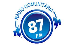 Rádio Comunitária 87 FM