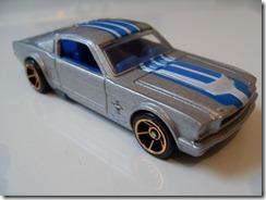 '65 Mustang Fastback (1)