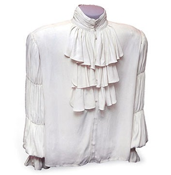 men's puffy shirt
