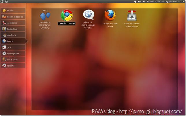ubuntu pour Netbook4