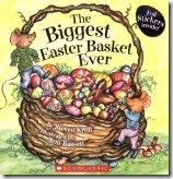 The Biggest Easter Basket