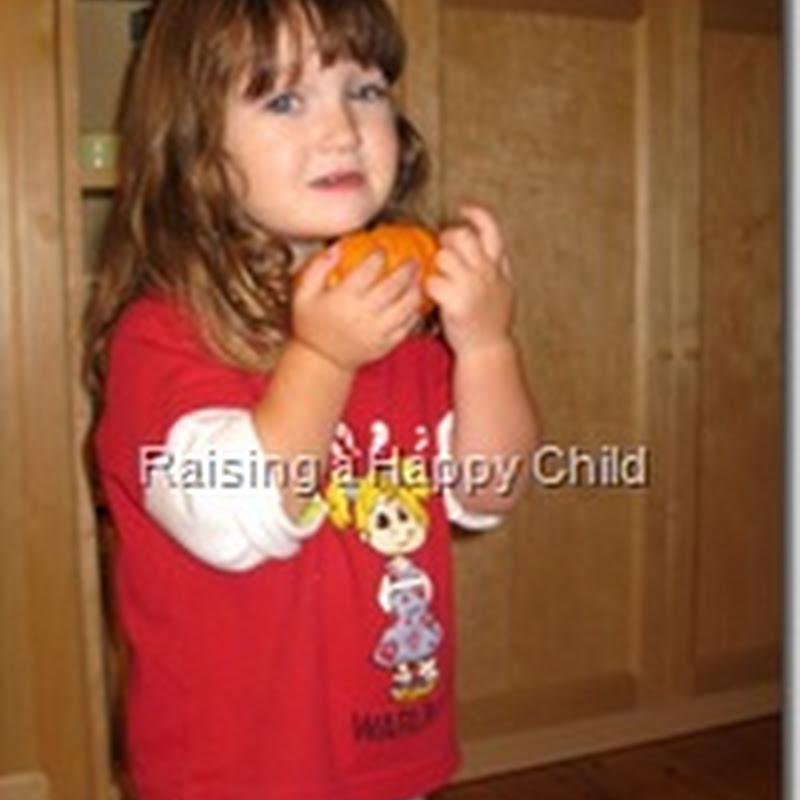 Tree Hugging Tots - Pumpkins
