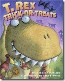 T Rex Tricks Or Treats