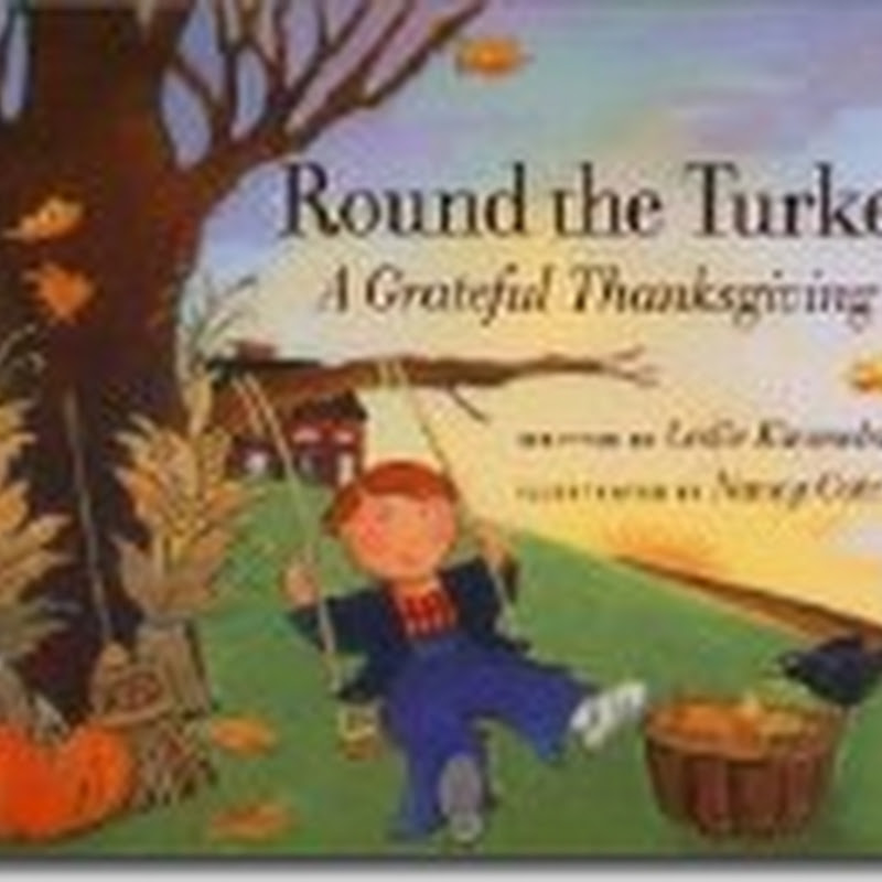 What My Child Is Reading – Thanksgiving Books