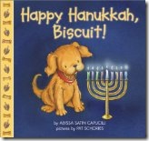 Happy Hanukkah Bisquit
